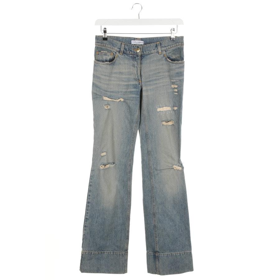 Jeans von Dolce & Gabbana in Blau Gr. 36 IT 42