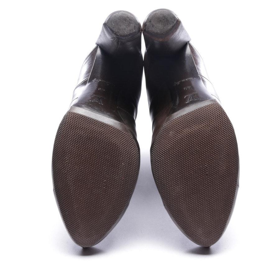 Stiefeletten von Louis Vuitton in Braun Gr. EUR 40