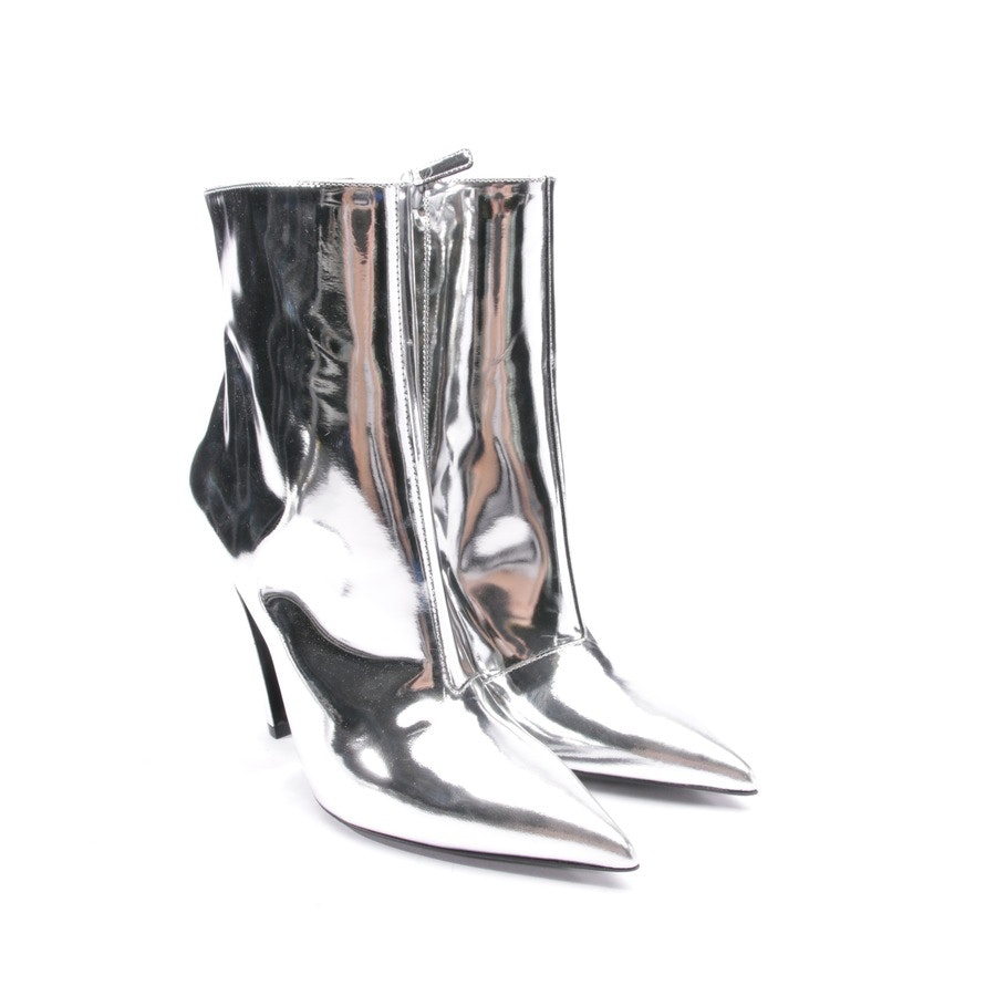 ankle boots from Balenciaga in silver size EUR 38 - new