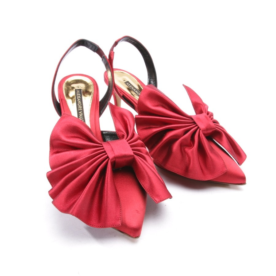 pumps from ALEXANDRE VAUTHIER in red size EUR 37 - new
