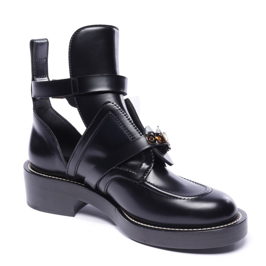 ankle boots from Balenciaga in black size EUR 40,5 - ceintoure new