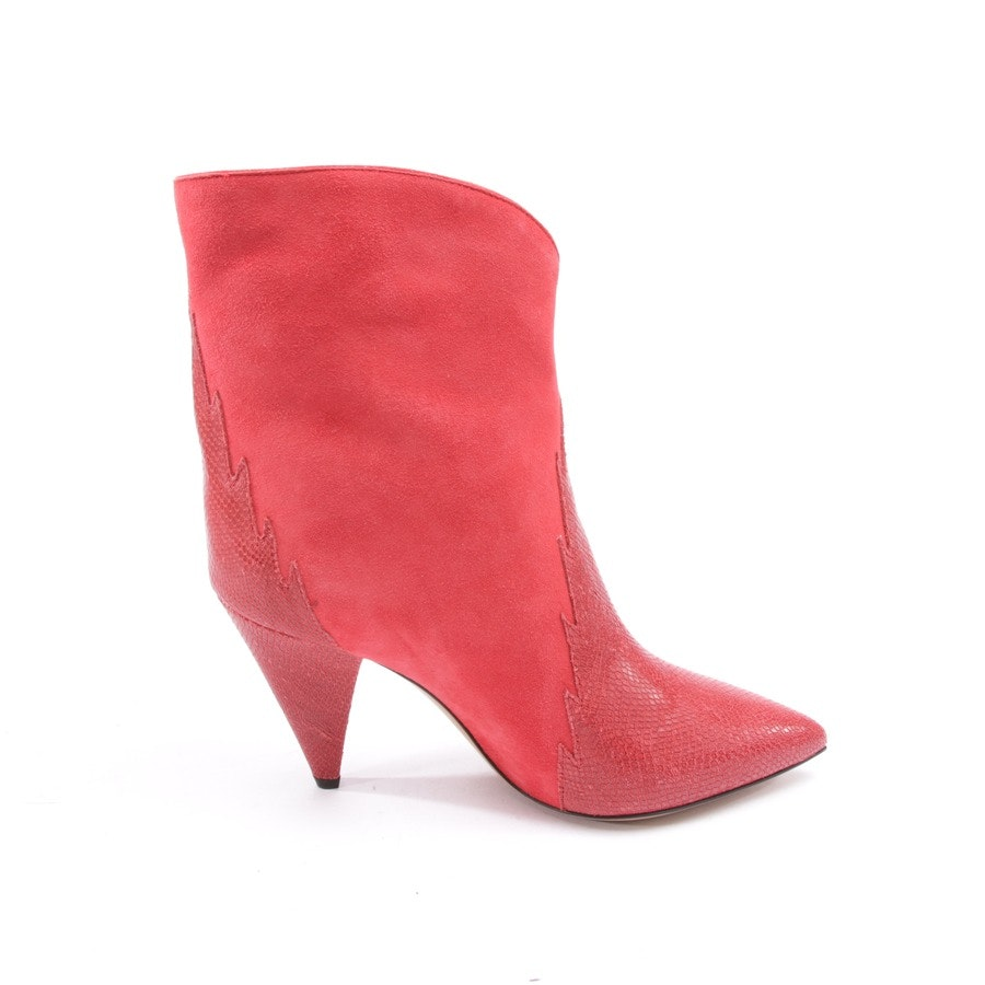ankle boots from Isabel Marant in red size EUR 39 - unfortunately new