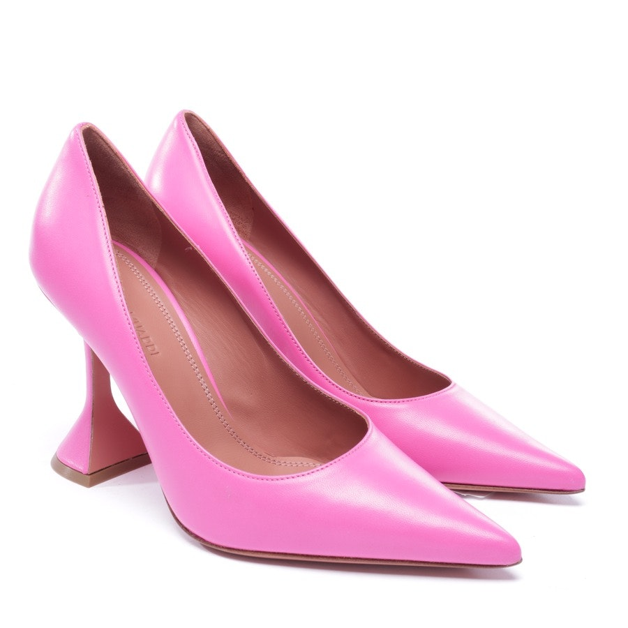 pumps from AMINA MUADDI in pink size EUR 35 - new