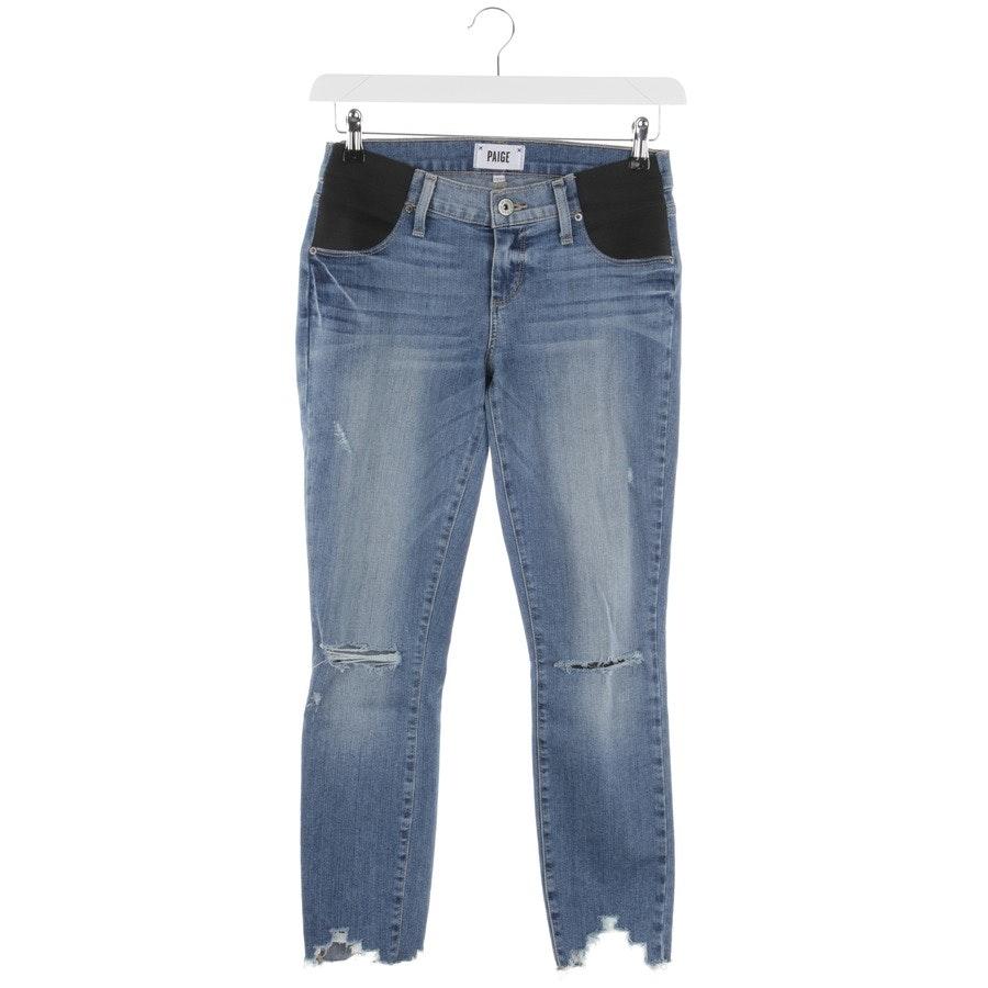Jeans von Paige in Mittelblau Gr. W25