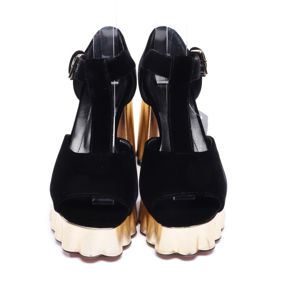 pumps from Marni in black and gold size EUR 38 - new