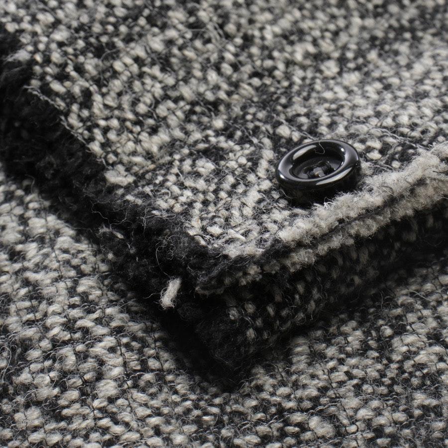 Übergangsjacke von Isabel Marant Étoile in Grau und Schwarz Gr. 38 FR 40