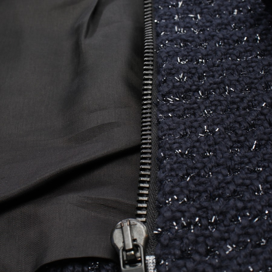 between-seasons jackets from Karl Lagerfeld in navy blue and black size 32