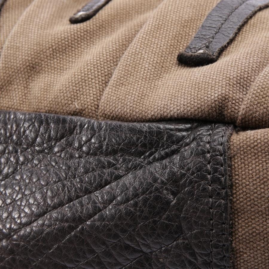 shoulder bag from Liebeskind Berlin in brown and black