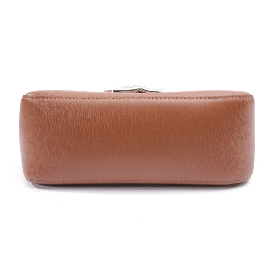 evening bags from Longchamp in brown
