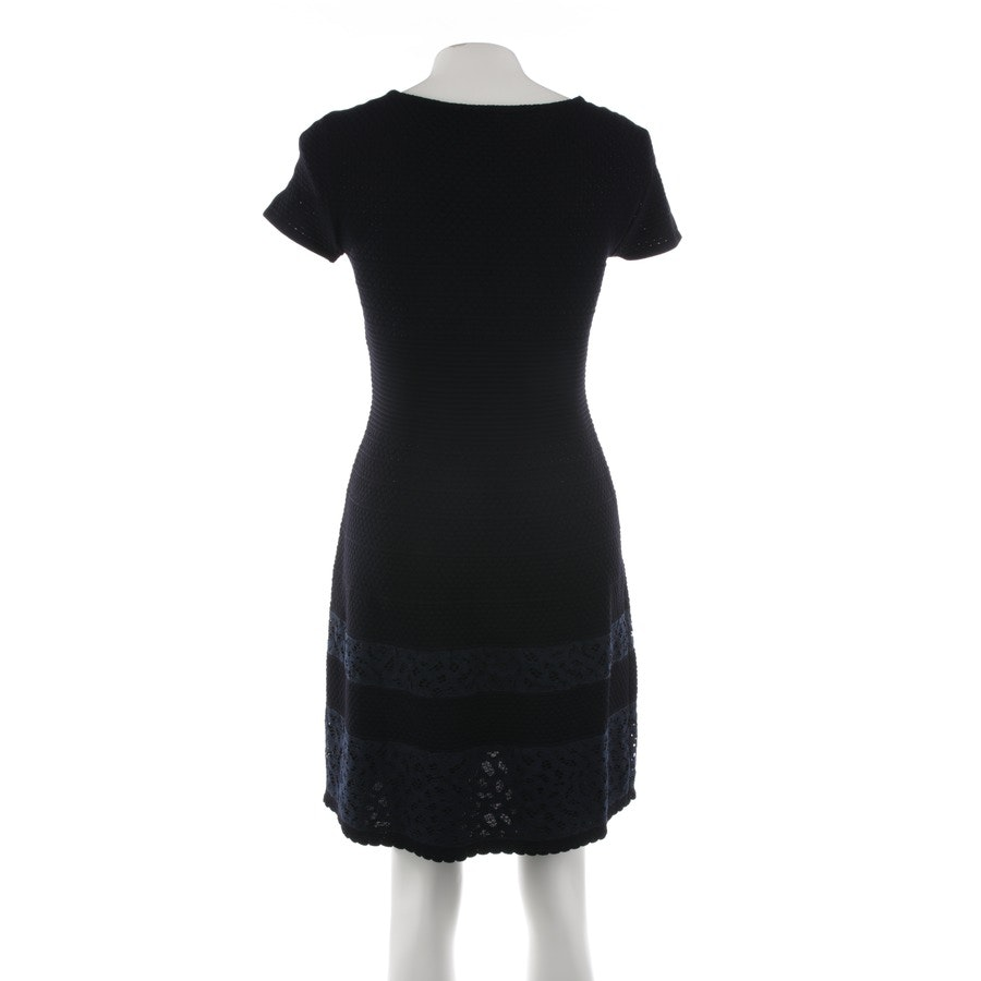 dress from Marc Cain in navy blue and black size 36 N2