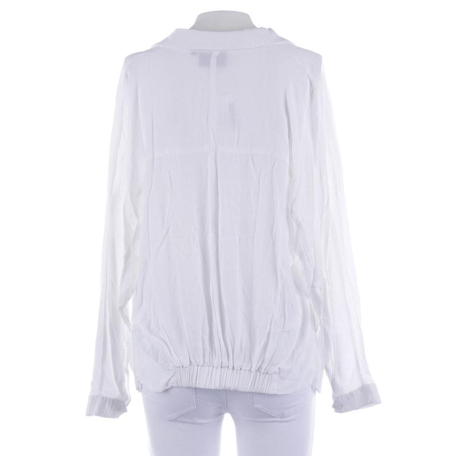Shirt langarm von Gestuz in Weiß Gr. 34