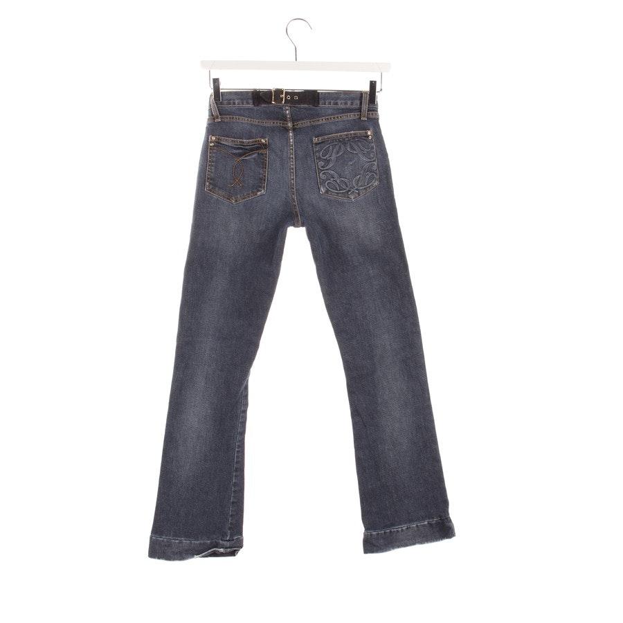 Jeans von Patrizia Pepe in Dunkelblau Gr. DE 32 IT 38