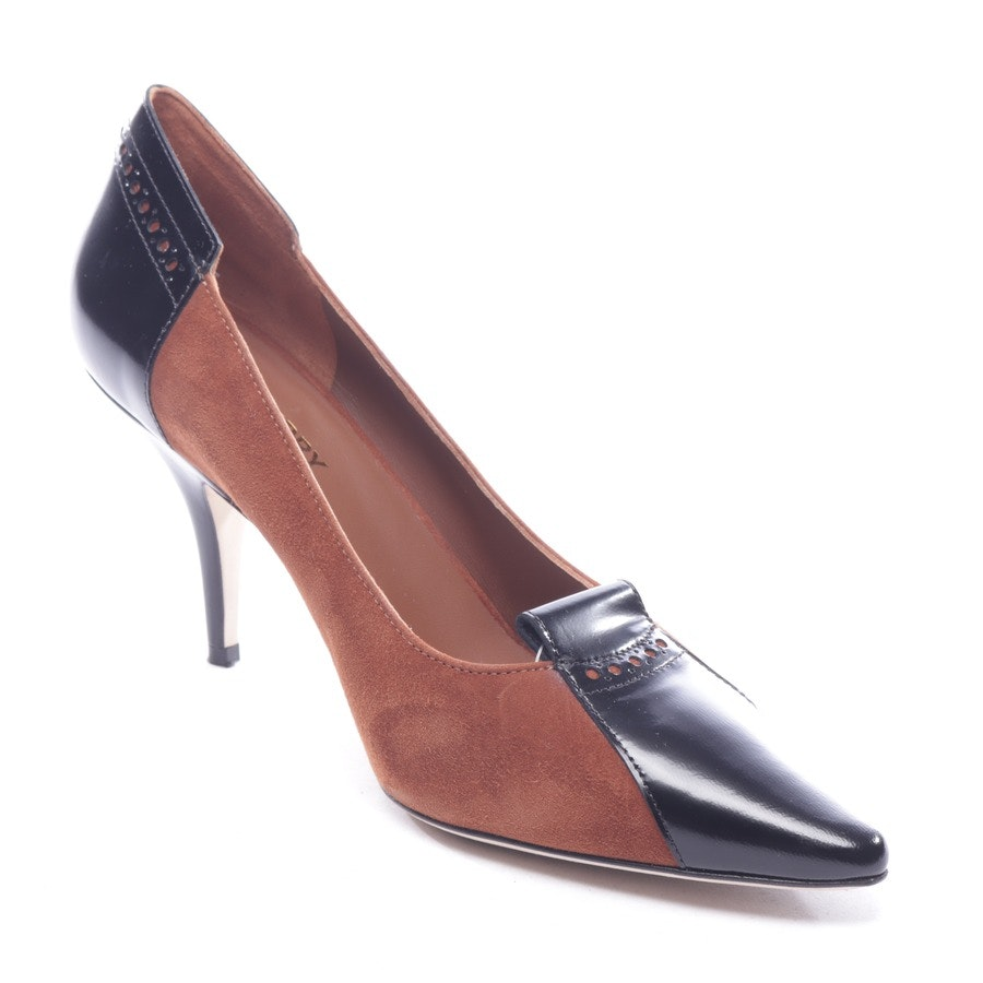 pumps from Burberry in brown and black size D 38