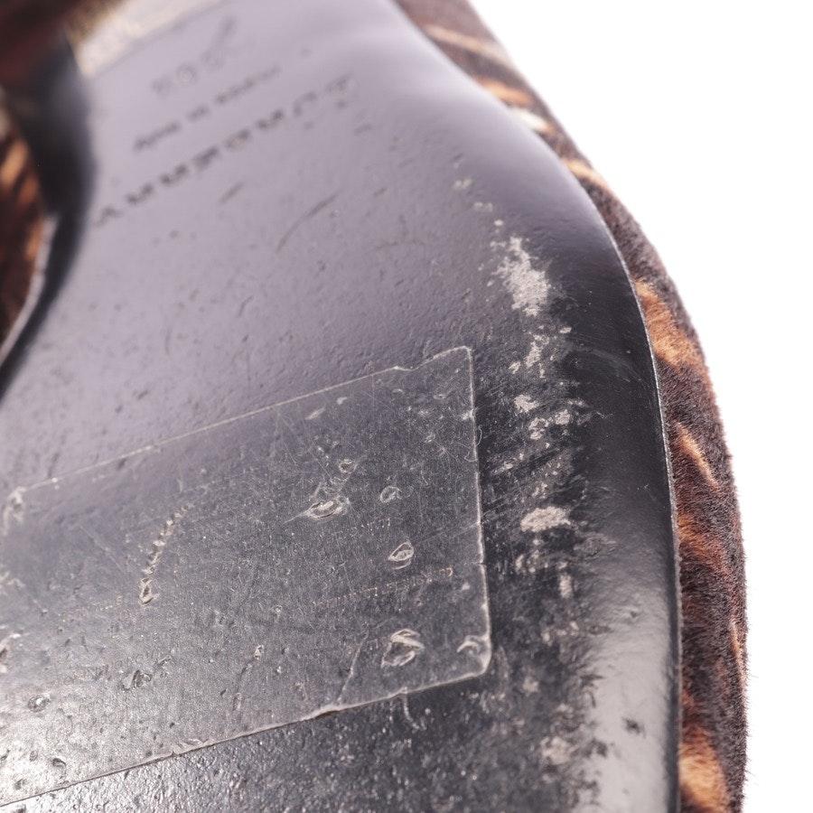 Slipper von Burberry in Braun Gr. EUR 36,5