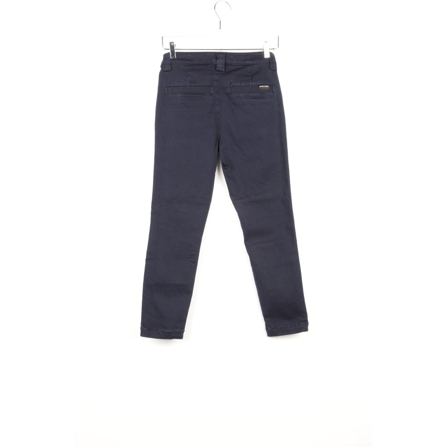 trousers from 7 for all mankind in indigo size W28