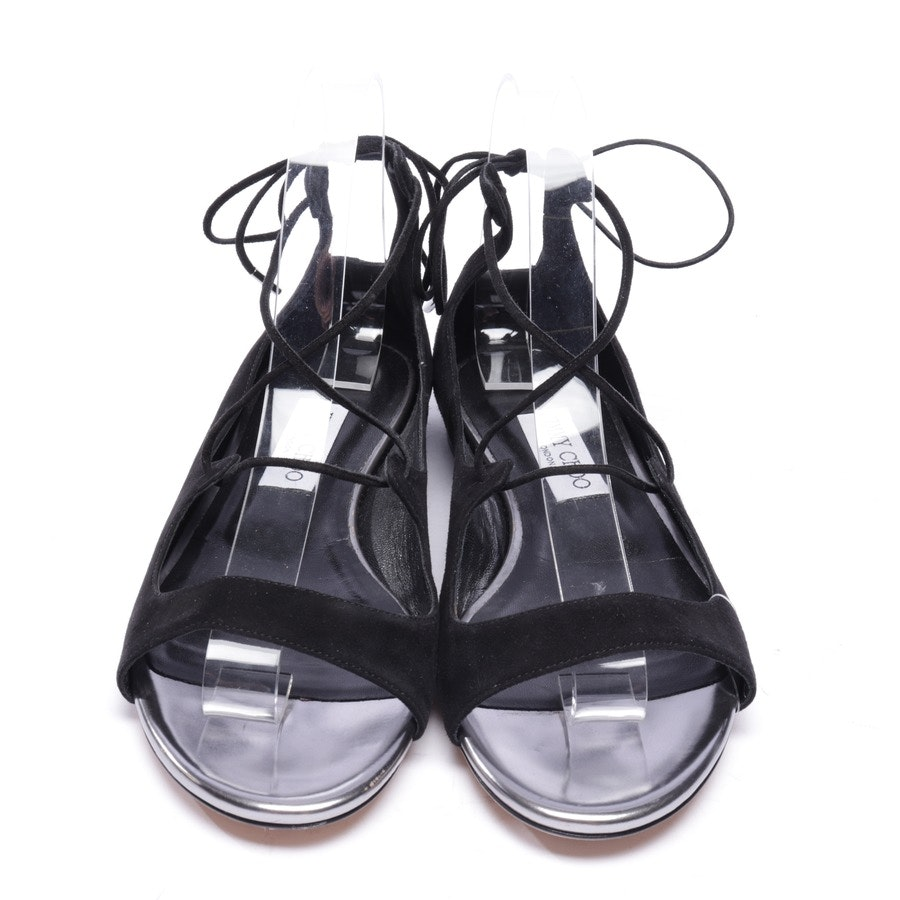 flat sandals from Jimmy Choo in black size EUR 38 - new
