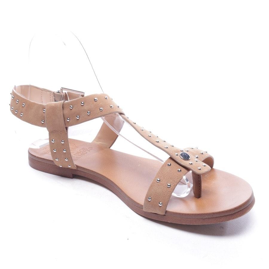 Sandalen von Vince Camuto in Beige Gr. D 36