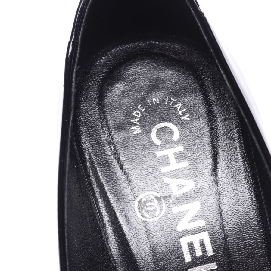 Pumps von Chanel in Schwarz Gr. EUR 36,5