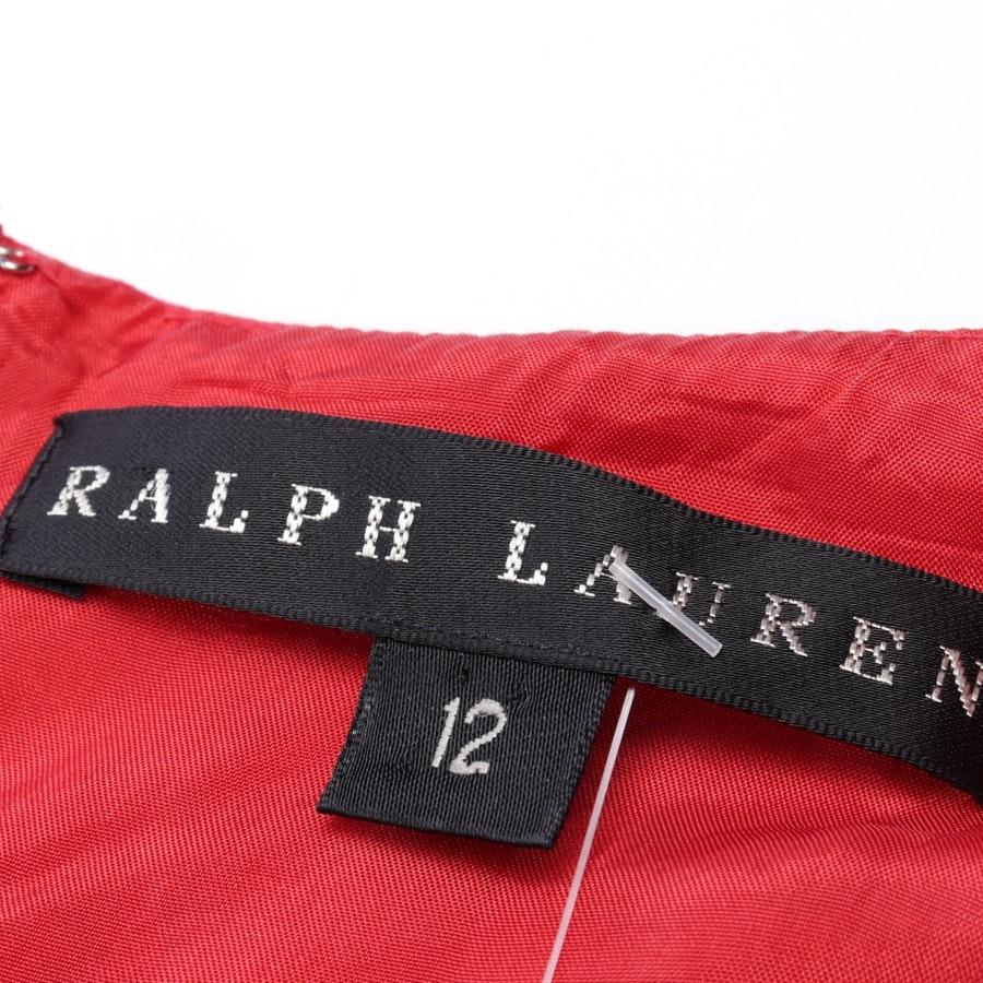 Midikleid von Ralph Lauren Black Label in Rot Gr. 42 US 12