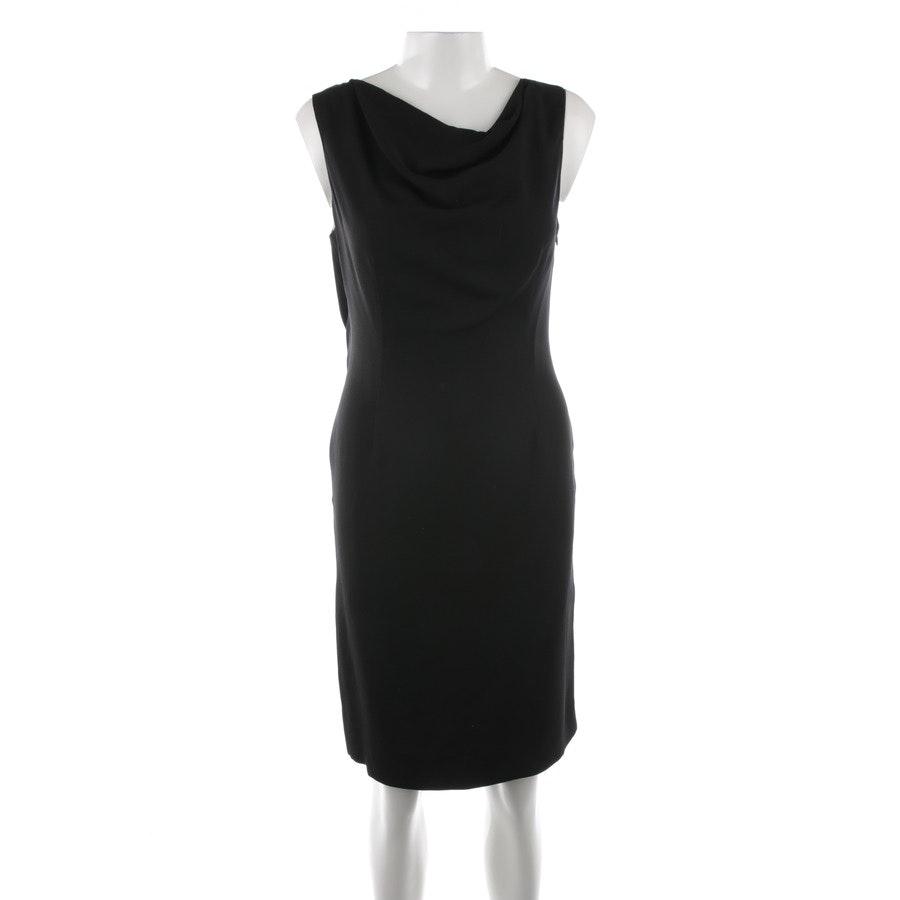 Seidenkleid von Moschino Cheap & Chic in Schwarz und Weiß Gr. 38