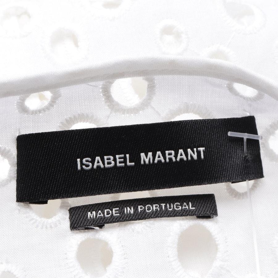Bluse von Isabel Marant in Weiß Gr. 36 FR 38