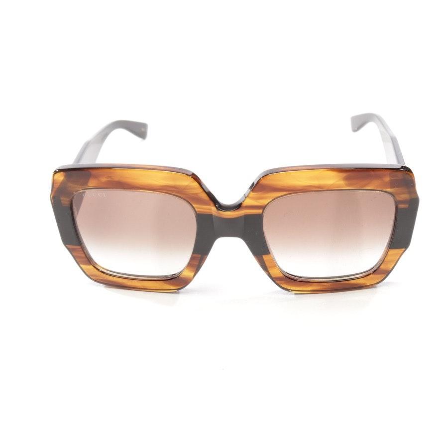 Sonnenbrille von Gucci in Braun - GG0178S - Neu