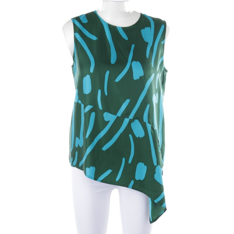 shirts / tops from Diane von Furstenberg in green and blue size M - new