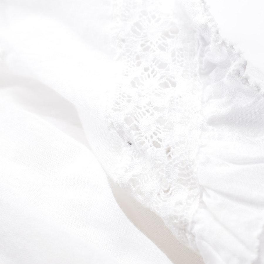 Tunika von Ulla Johnson in Weiß Gr. 36 / 2 - Neu