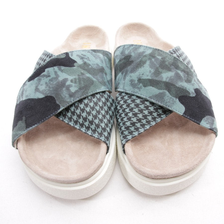 flat sandals from INUIKII in multicolor size D 38 - new