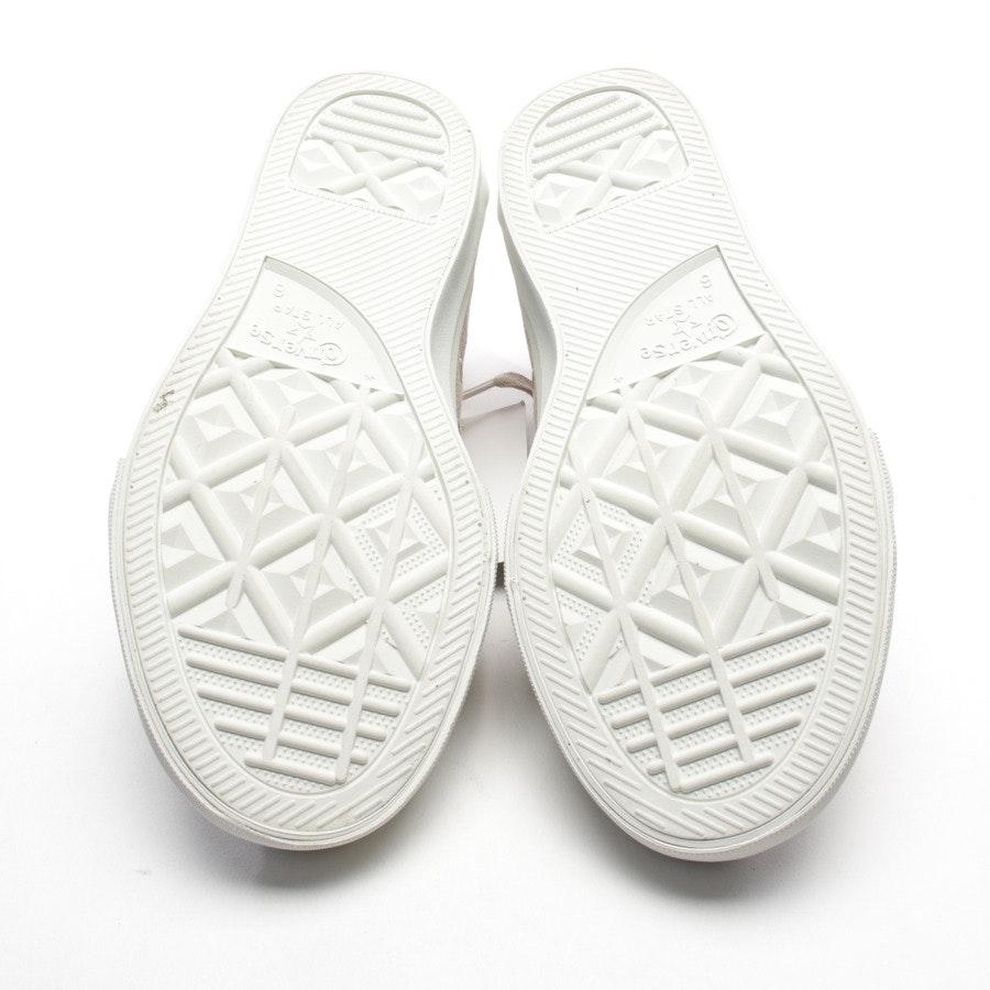 Sneakers von Converse in Beige und Weiß Gr. D 38,5 - Neu