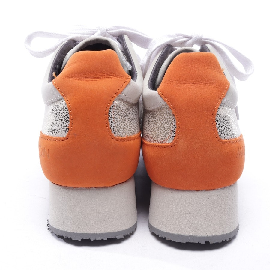 trainers from Marc Cain in beige and orange size D 37 - new