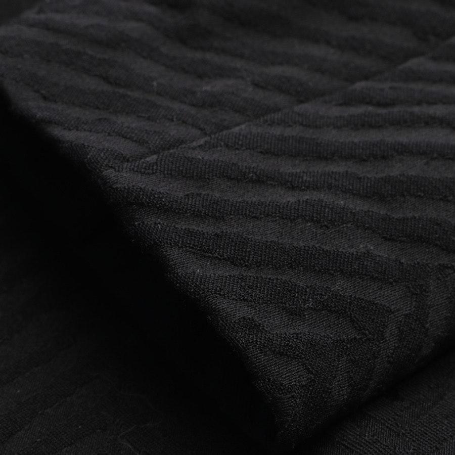 Wollblazer von Versace in Schwarz Gr. 38 IT 44