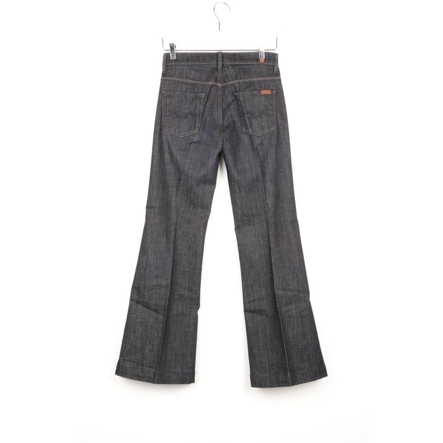 Jeans von 7 for all mankind in Dunkelblau Gr. W26 - Ginger