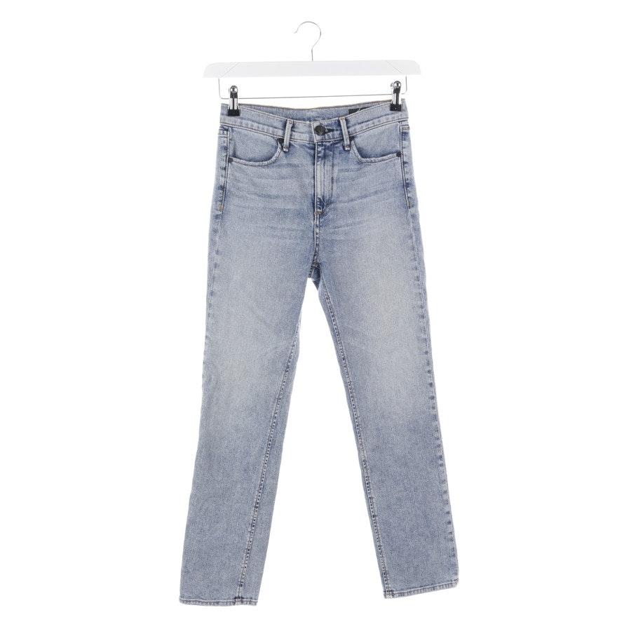 Jeans von Rag & Bone in Hellblau Gr. W24