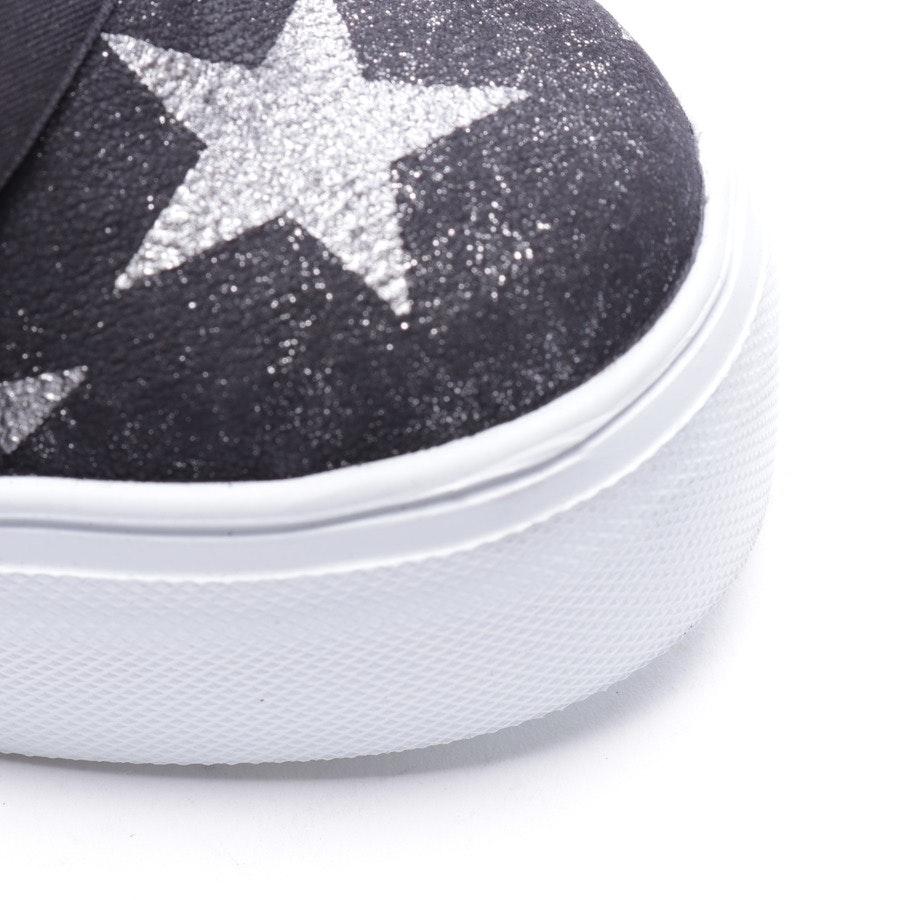 Sneaker von Kennel & Schmenger in Grau und Silber Gr. D 35,5 UK 3