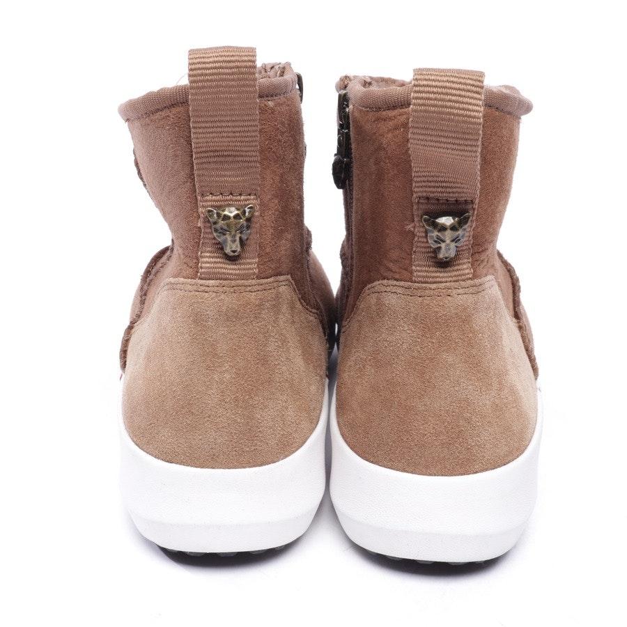 High-Top Sneaker von Marc Cain in Camel Gr. EUR 40