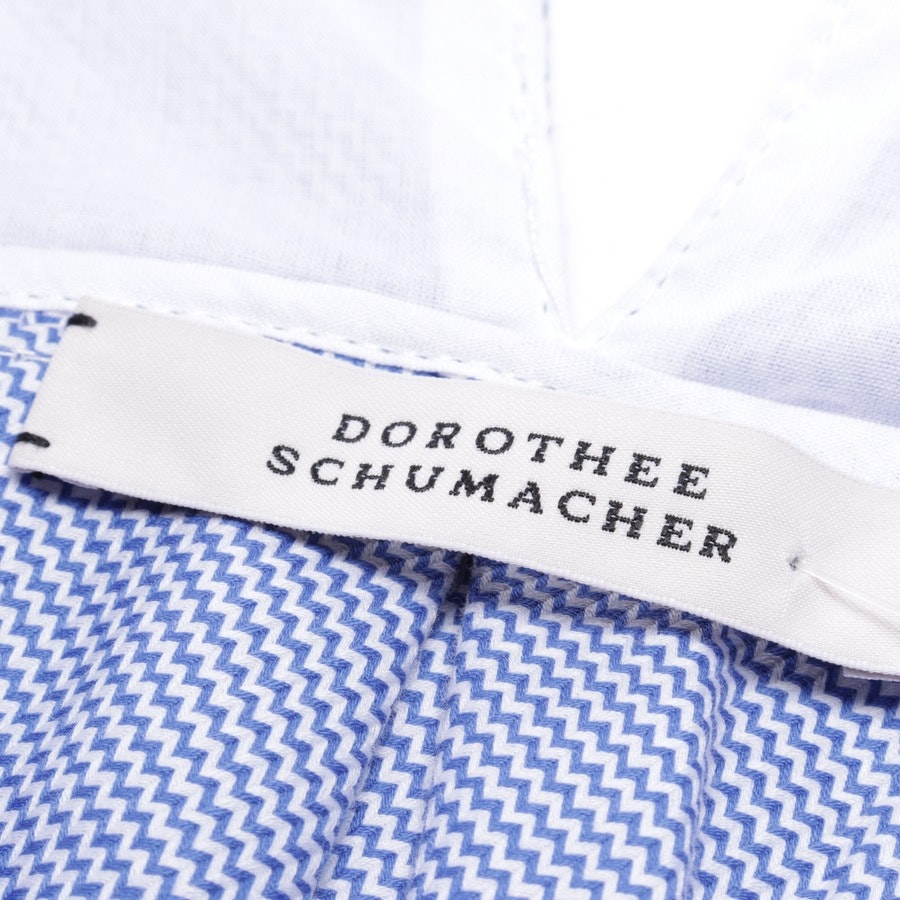 blouses & tunics from Dorothee Schumacher in blue and white size 36 / 2