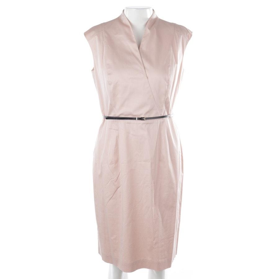 Kleid von Hugo Boss Black Label in Apricot Gr. 42