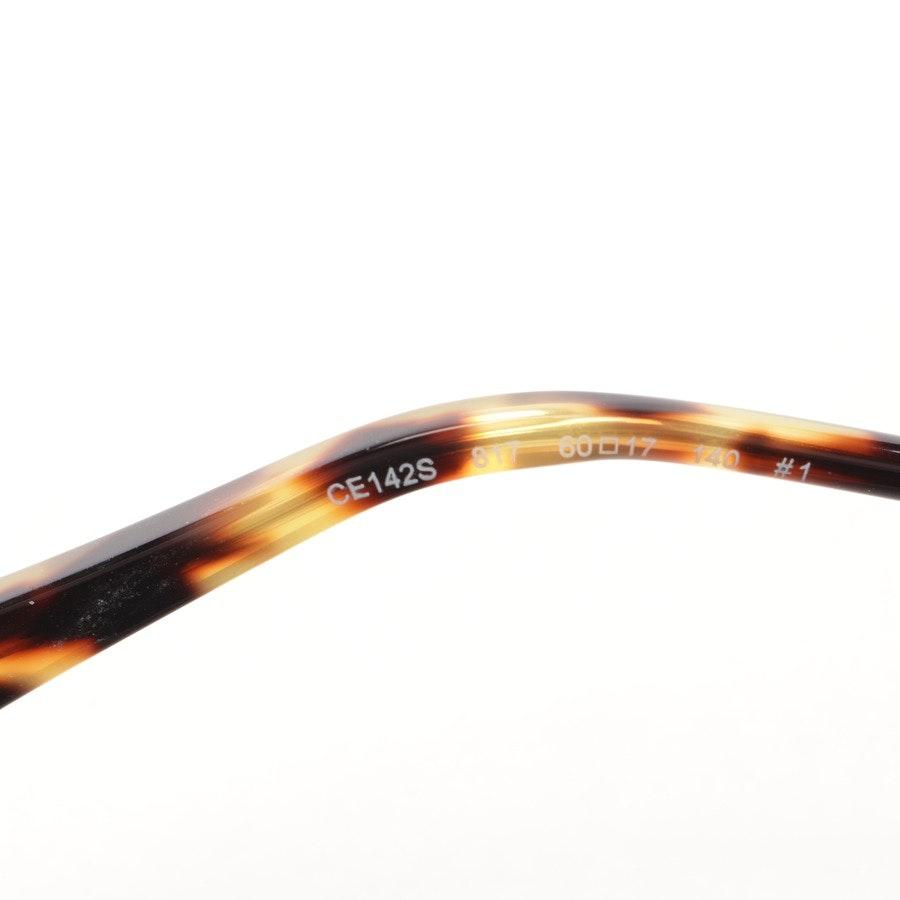 Sonnenbrille von Chloé in Gold - CE142S