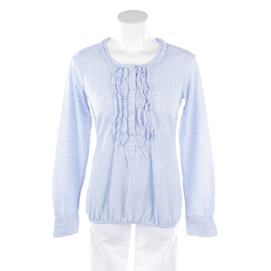 blouses & tunics from Marc O'Polo in blue and white size DE 34