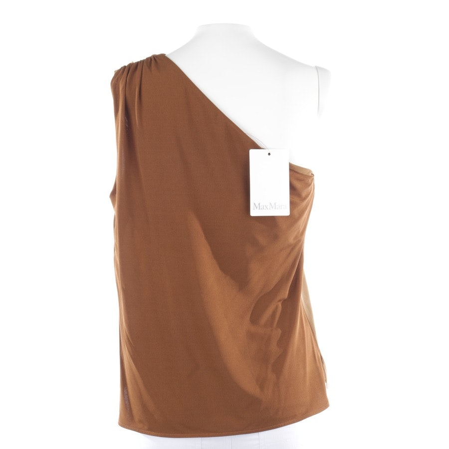 shirts / tops from Max Mara in brown size L - new