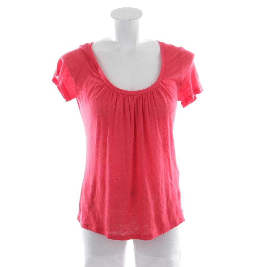 shirts from Max Mara in coral red size M