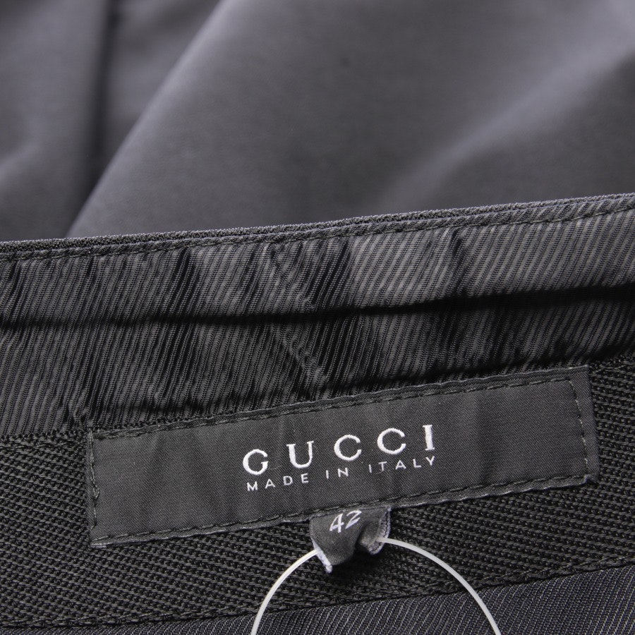 Rock von Gucci in Schwarz Gr. 36 IT 42