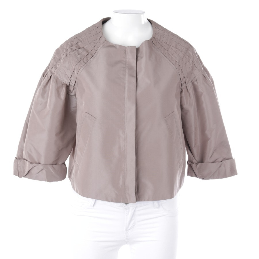 summer jackets from Prada in beige size 32 IT 38