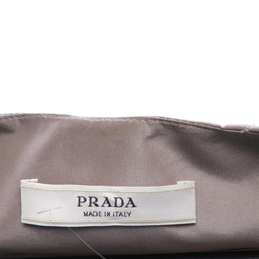Sommerjacke von Prada in Beige Gr. 32 IT 38