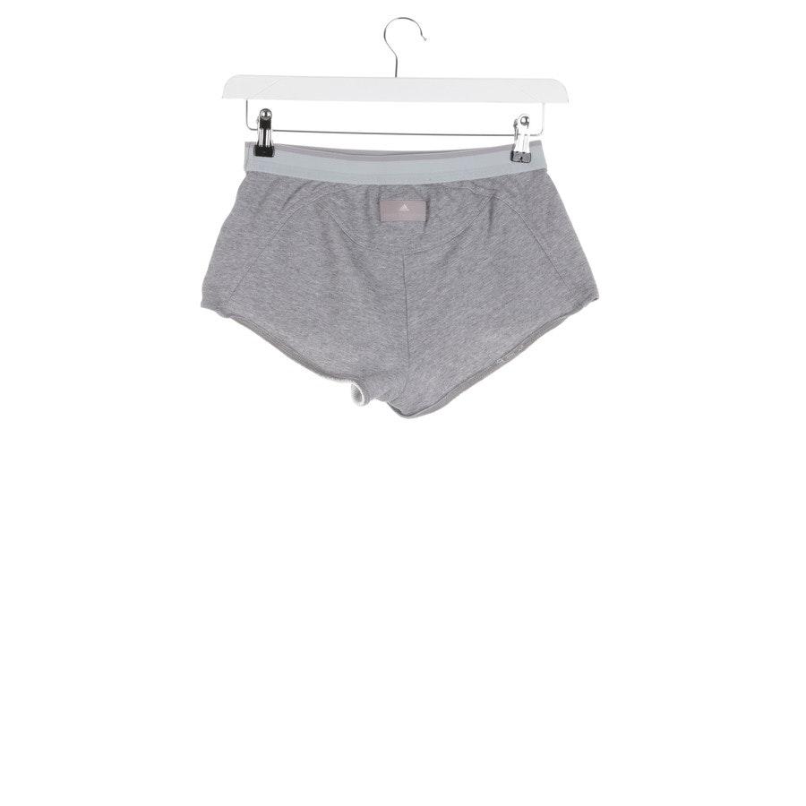 Shorts von Adidas by Stella McCartney in Grau und Multicolor Gr. XS