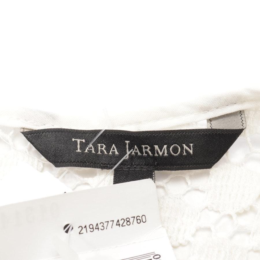 Spitzenkleid von Tara Jarmon in Weiß Gr. 40 - Neu