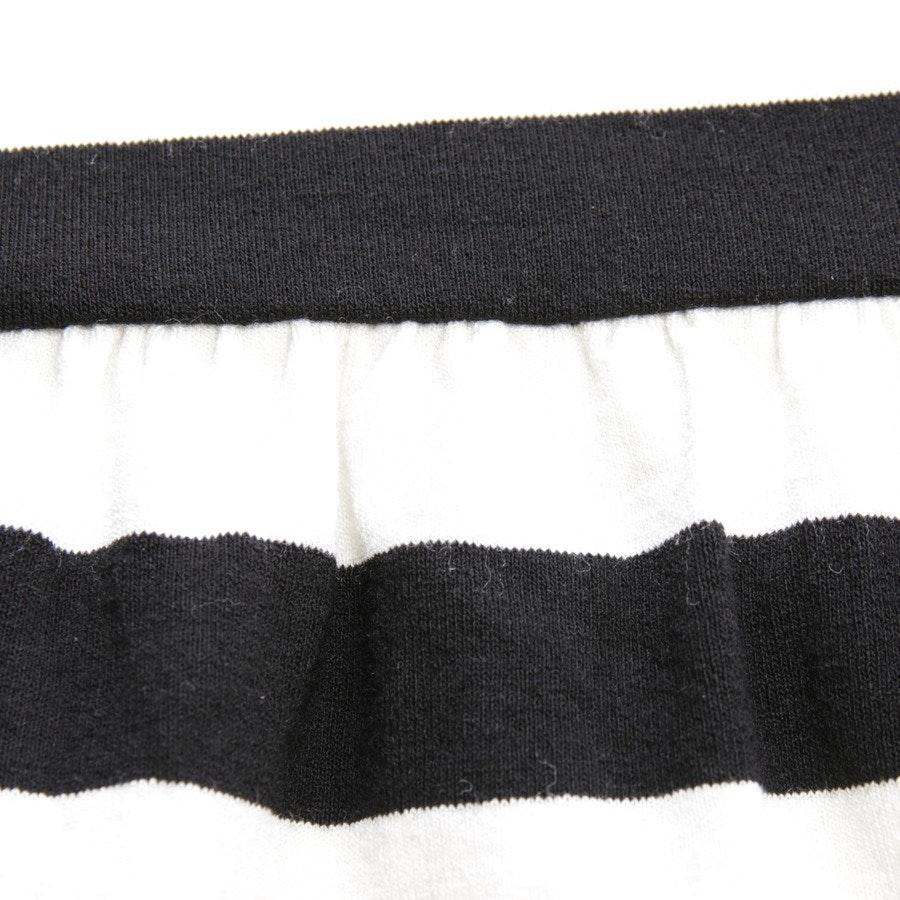 Kleid von Riani in Schwarz und Weiß Gr. DE 36