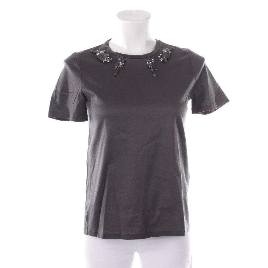 Shirt von Dorothee Schumacher in Anthrazit Gr. 36 / 2