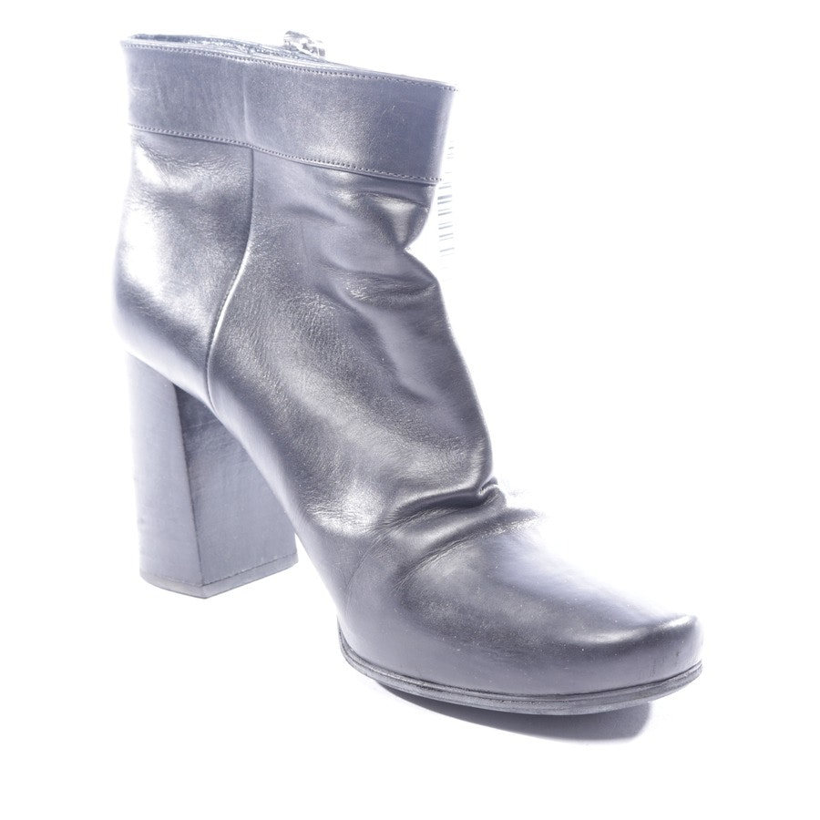 ankle boots from Prada in black size EUR 39,5